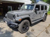 Jeep Recovered